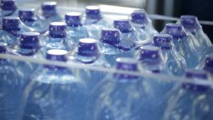 film retráctil de agrupación para botellas de agua